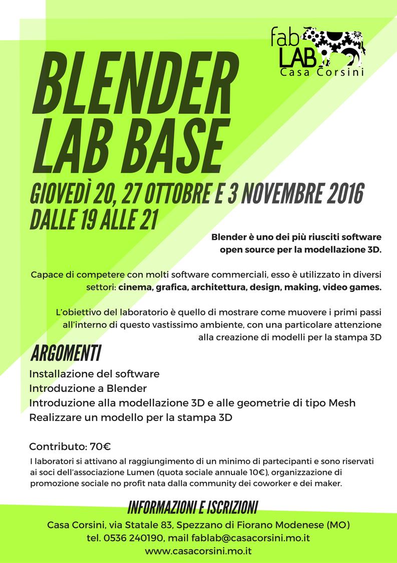 blender-base